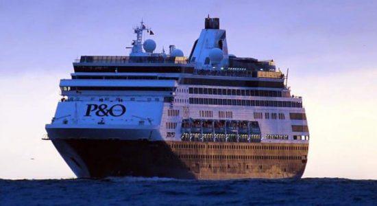 Cruise Ship website photo