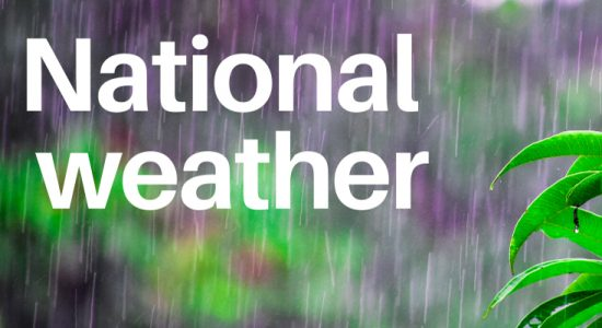 National Weather Showers