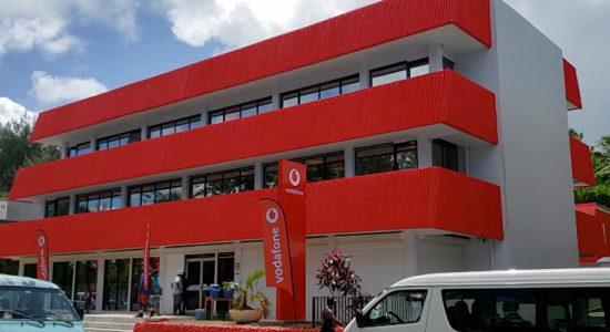 Vodafone Image website