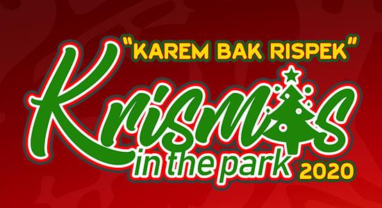 krismas in the park